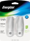 Energizer - Automatic LED Night Light (2-Pack) - White