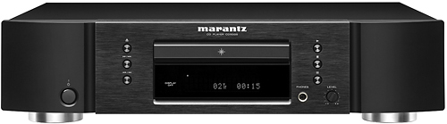 Marantz - CD Player - Black