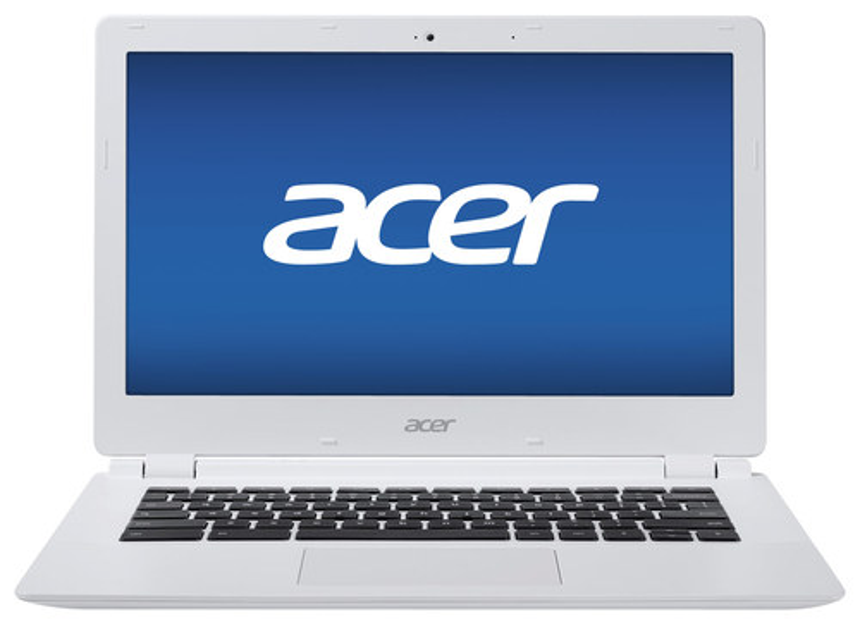 Acer - 13.3 Chromebook - Nvidia Tegra K1 - 2GB Memory - 16GB Flash Memory - White