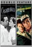 Casablanca/african Queen (dvd) 4574014