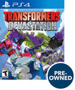 Transformers Devastation - Pre-owned - Playstation 4