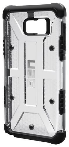 Urban Armor Gear - Case for Samsung Galaxy Note 5 Cell Phones - Ice