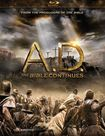 A.d. The Bible Continues [blu-ray] [4 Discs] 4575908
