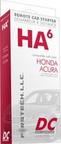 CompuStar - Remote Start Kit for Select Honda and Acura Vehicles - Black