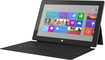 Microsoft - Geek Squad Certified Refurbished Surface RT with 32GB Memory & Black Touch Cover