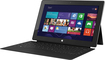 Microsoft - Geek Squad Certified Refurbished Surface RT with 64GB Memory and Black Touch Cover