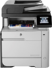 HP - LaserJet Pro MFP m476dn Color All-In-One Printer - Black/Gray