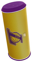 JBL - NBA Special Edition Flip 2 Wireless Portable Stereo Speaker - Yellow/Purple