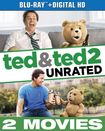 Ted/ted 2 [blu-ray] 4584049
