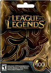 Riot - $100 League Of Legends Game Card - Multi