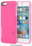 Incipio - Kicksnap Case For Apple Iphone 6 Plus And Iphone 6s Plus - Pink\/light Pink