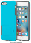 Incipio - Kicksnap Case For Apple Iphone 6 Plus And Iphone 6s Plus - Blue\/gray