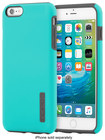 Incipio - Dualpro Case For Apple Iphone 6 Plus And Iphone 6s Plus - Turquoise\/charcoal