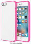 Incipio - Octane Case For Apple Iphone 6 Plus And Iphone 6s Plus - White\/pink