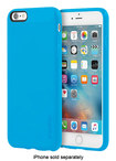 Incipio - Ngp Case For Apple Iphone 6 Plus And Iphone 6s Plus - Solid Cyan