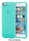 Incipio - Ngp Case For Apple Iphone 6 Plus And Iphone 6s Plus - Translucent Turquoise