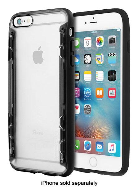 Incipio - Trestle Case For Apple Iphone 6 Plus And Iphone 6s Plus - Frost\/black