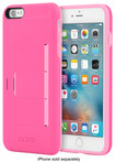 Incipio - Stowaway Advance Wallet Case For Apple Iphone 6 Plus And Iphone 6s Plus - Pink\/light Pink
