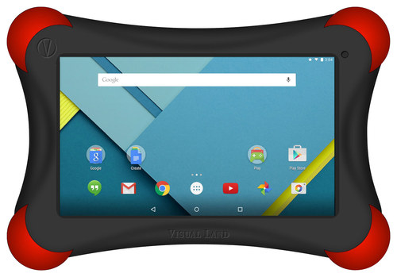 Visual Land - Prestige Elite 7QL - 7 - Tablet - 16GB - Black