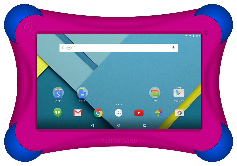 Visual Land - Prestige Elite 7QL - 7 - Tablet - 16GB - Magenta