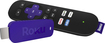 Roku - Streaming Stick - Purple/Black