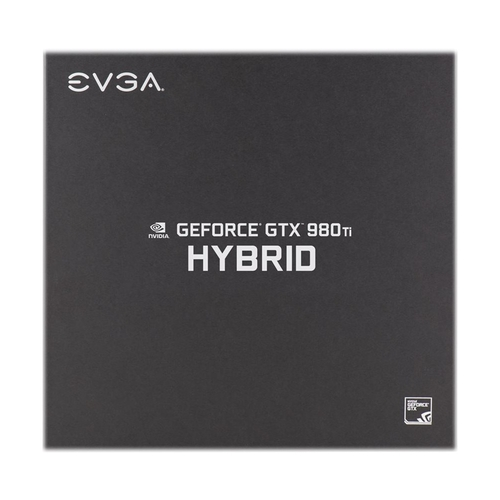 eVGA - Nvidia GeForce GTX 980 Ti 6GB GDDR5 PCI Express 3.0 Graphics Card - Black
