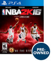 Nba 2k16 - Pre-owned - Playstation 4