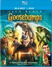 Goosebumps [includes Digital Copy] [blu-ray/dvd] [2 Discs] 4595086