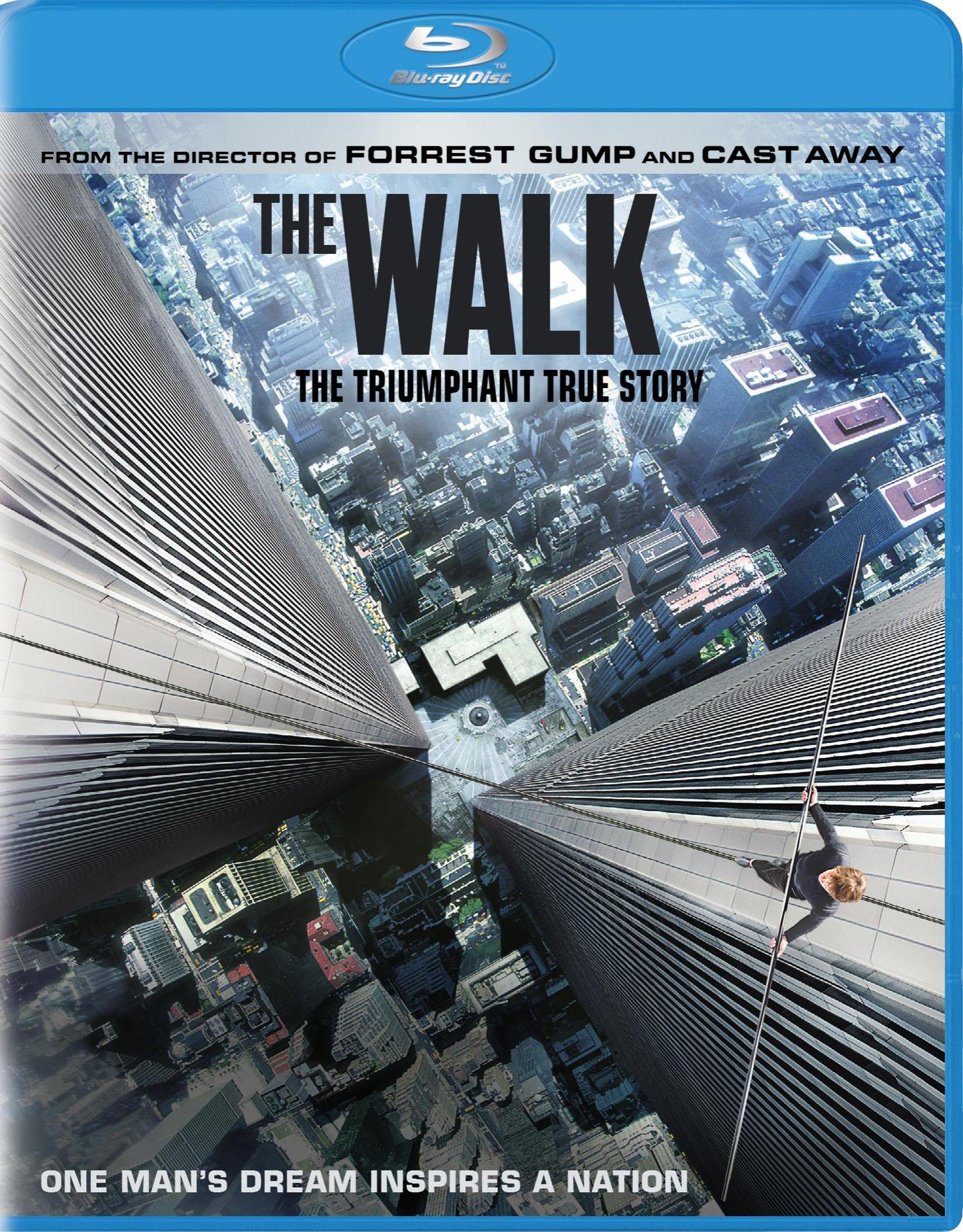 The Walk [includes Digital Copy] [blu-ray] 4595092