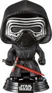 Funko - Star Wars: Episode Vii Kylo Ren Pop! Vinyl Bobble Head Figure - Multi 4595111