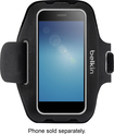 Belkin - Armband Case For Most Cell Phones (large) - Black