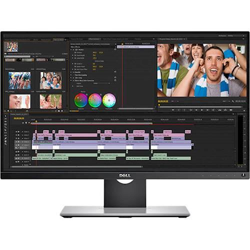 Dell - UltraSharp UP2516D 25 IPS LED QHD Monitor - Black