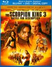 The Scorpion King 3: Battle For Redemption [2 Discs] [includes Digital Copy] [blu-ray/dvd] 4601901