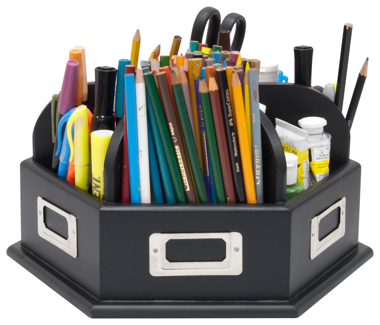 Studio Designs - Desk Carousel - Black