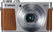 Canon - Powershot G9 X 20.2-megapixel Digital Camera - Silver