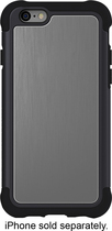 Ballistic - Tungsten Tough Case for Apple® iPhone® 6 Plus - Gray/Black