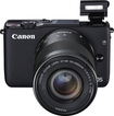 Canon - Eos M10 Mirrorless Camera With 15-45mm And 55-200mm Lenses - Black
