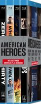 American Heroes Bundle [blu-ray] 4610406