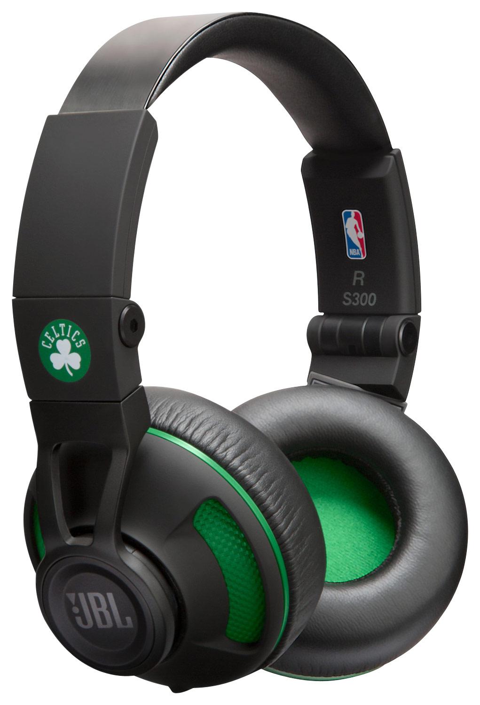 JBL - Synchros S300 Boston Celtics On-Ear Headphones - Multi