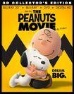 The Peanuts Movie [includes Digital Copy] [3d] [blu-ray] 4617100