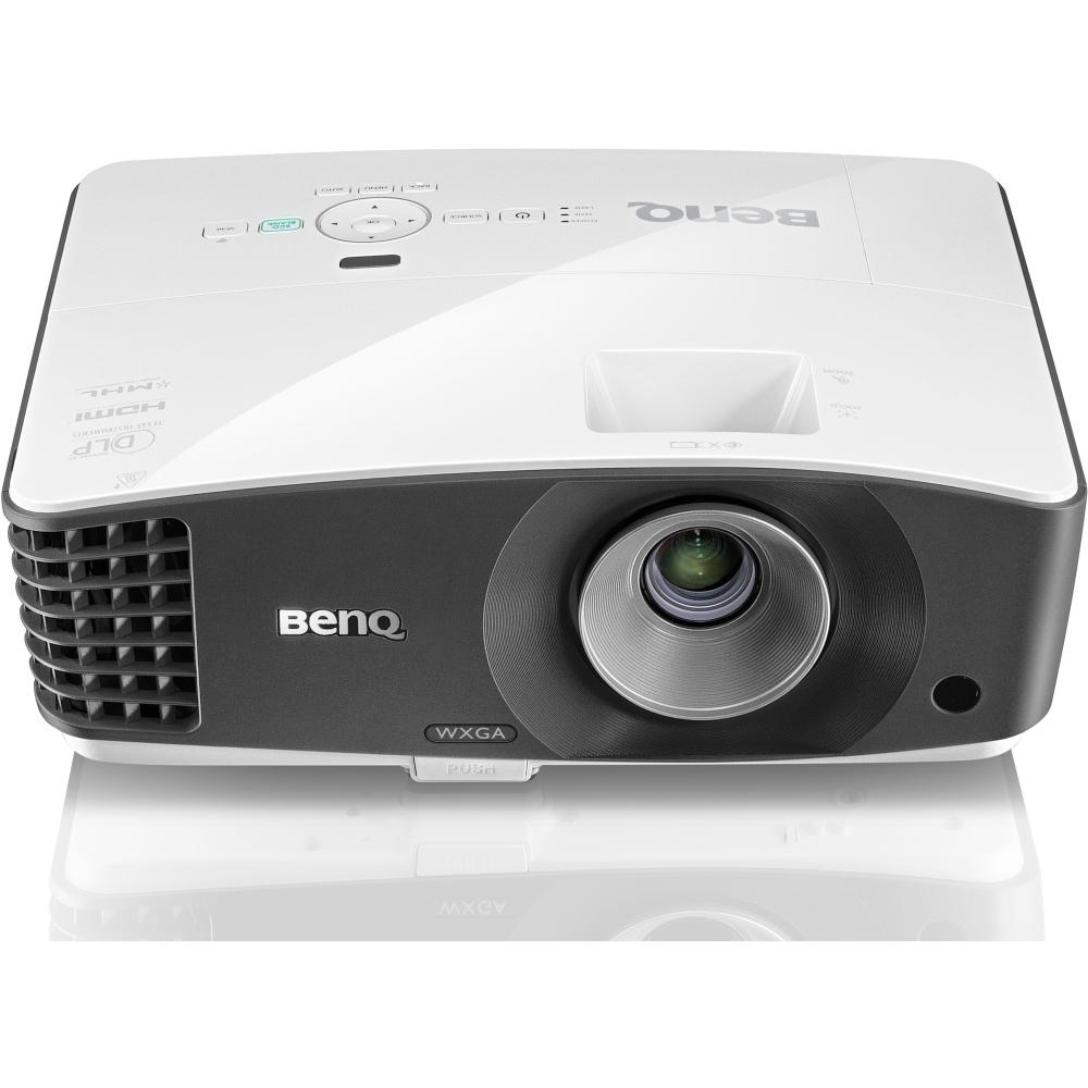 Benq - Wxga Dlp Projector - White 4617904