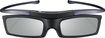 Samsung - Battery-Operated 3D Glasses - Black