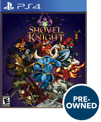 Shovel Knight - PRE-Owned - PlayStation 4