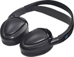 Audiovox - Movies2Go Wireless Over-the-Ear Headphones - Black