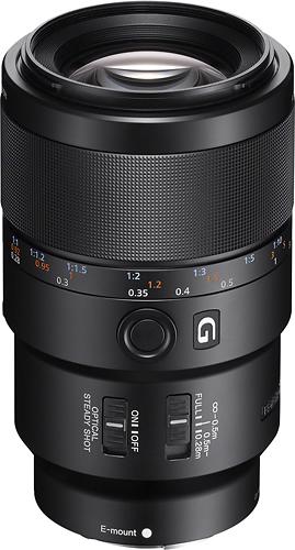 Sony - FE 90mm f/2.8 Macro G OSS Full-Frame E-Mount Macro Lens - Multi