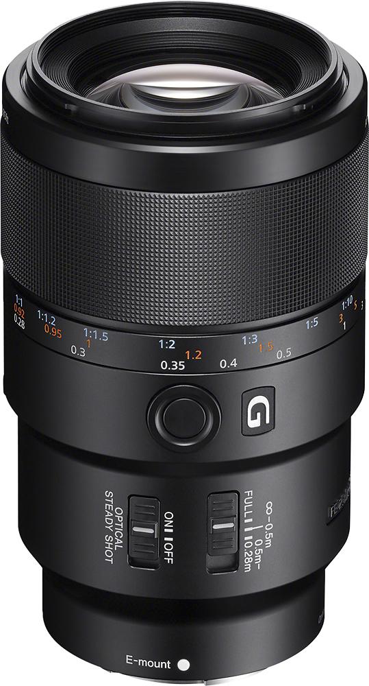 Sony - Fe 90mm F/2.8 Macro G Oss Full-frame E-mount Macro Le