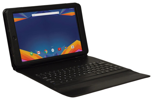 Visual Land - Prestige Prime 10ES - 10.1 - Tablet - 32GB - With Keyboard - Black