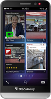 BlackBerry - Z30 GSM 4G LTE with 16GB Memory Cell Phone (Unlocked) - Black
