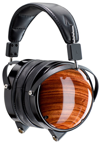 Audeze - LCD-XC Over-the-Ear Studio Headphones - Black