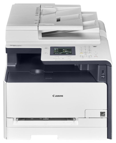 Canon - imageCLASS MF628CW Wireless Color All-in-One Printer - White